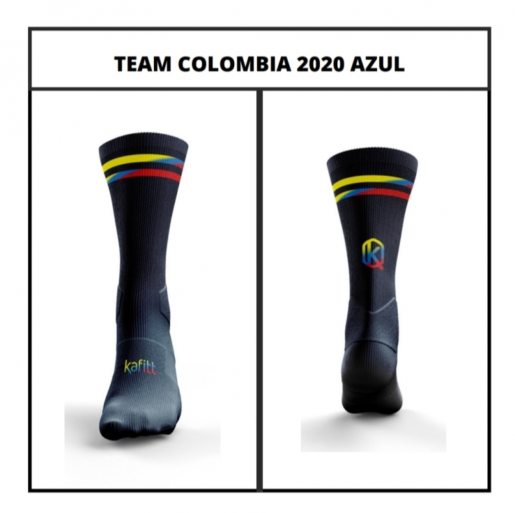 TEAM COLOMBIA 2020 AZUL