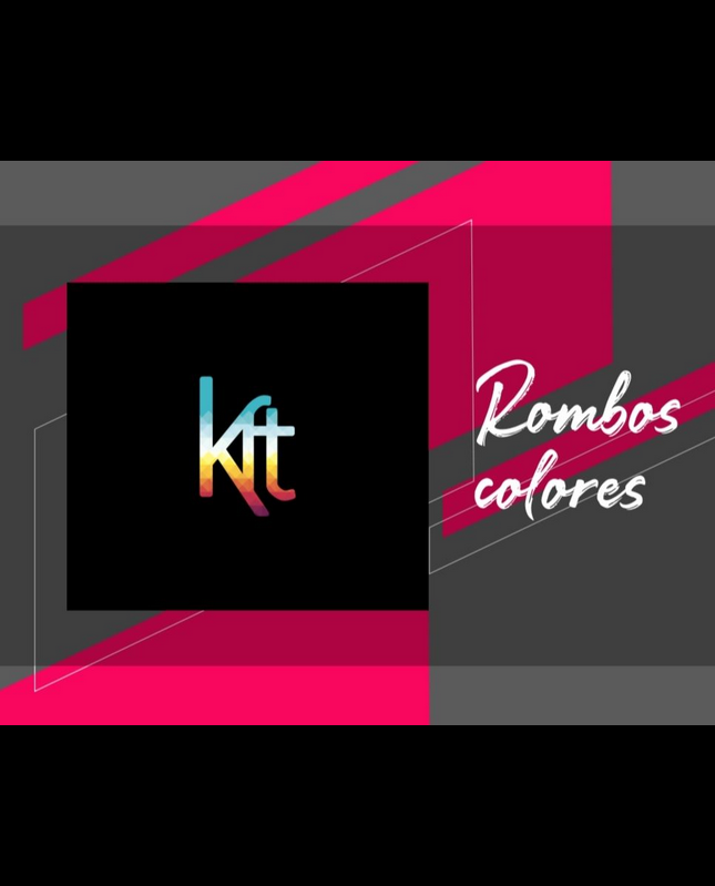 ROMBOS COLORES