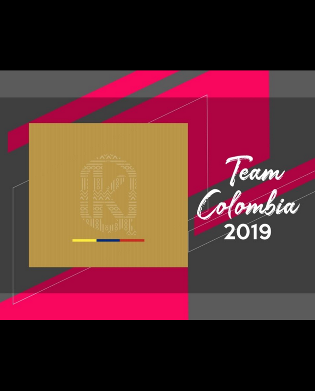 TEAM COLOMBIA 2019